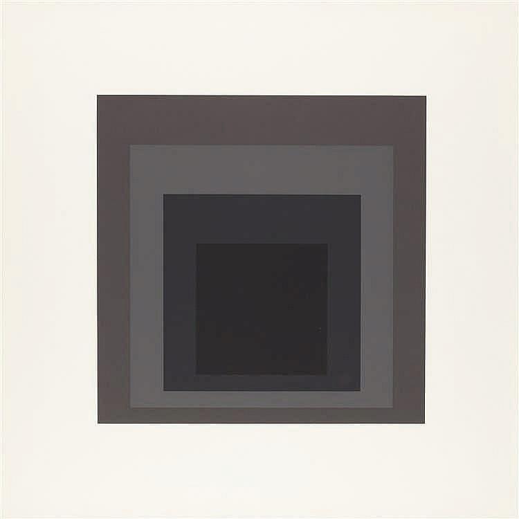 Josef Albers – I-S LXXIIa