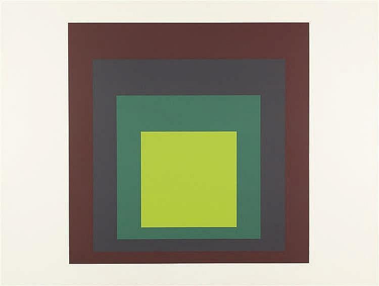 Josef Albers – I-S k