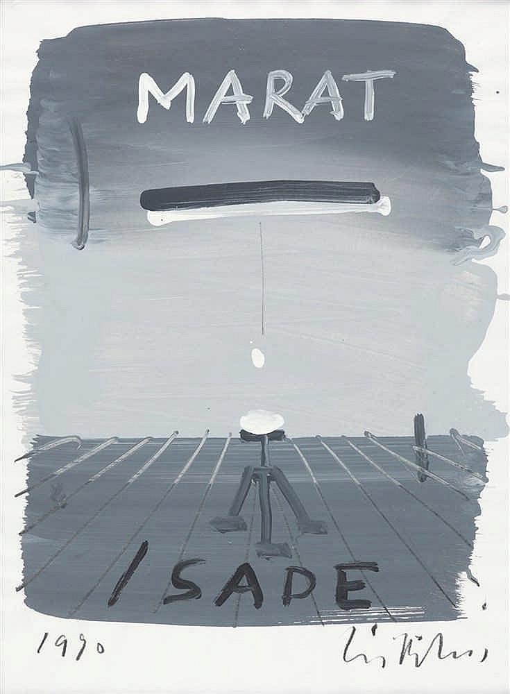 Ben Willikens – Marat/Sade