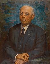 Otto Dix – Bildnis Herr Schraube
