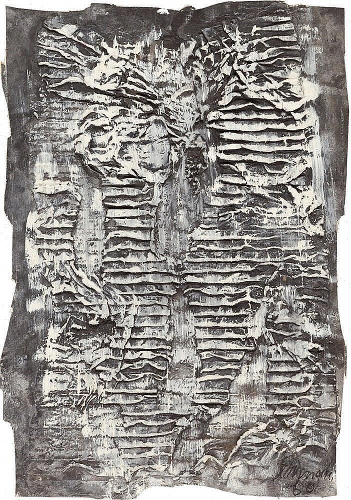 Emil Schumacher – G-13/1960