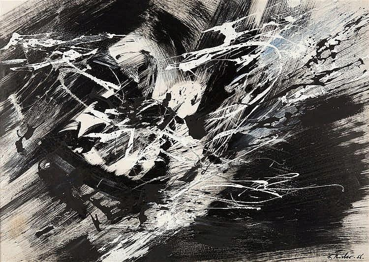 Fred Thieler – Komposition (