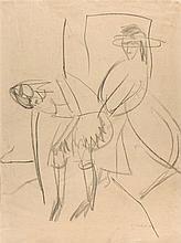Ernst Ludwig Kirchner – Tänzerinnen