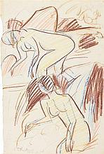 Ernst Ludwig Kirchner – Badende