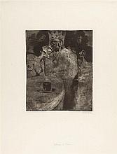 Emil Nolde – Salomo und seine Frauen
