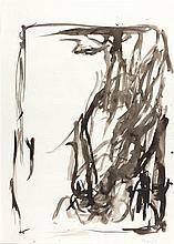 Georg Baselitz – Ohne Titel (Adler)