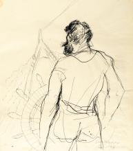 "Paul Holz - ""Der Matrose"""
