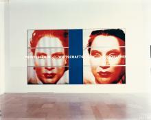 "Katharina Sieverding - Ohne Titel, ""73/93"""