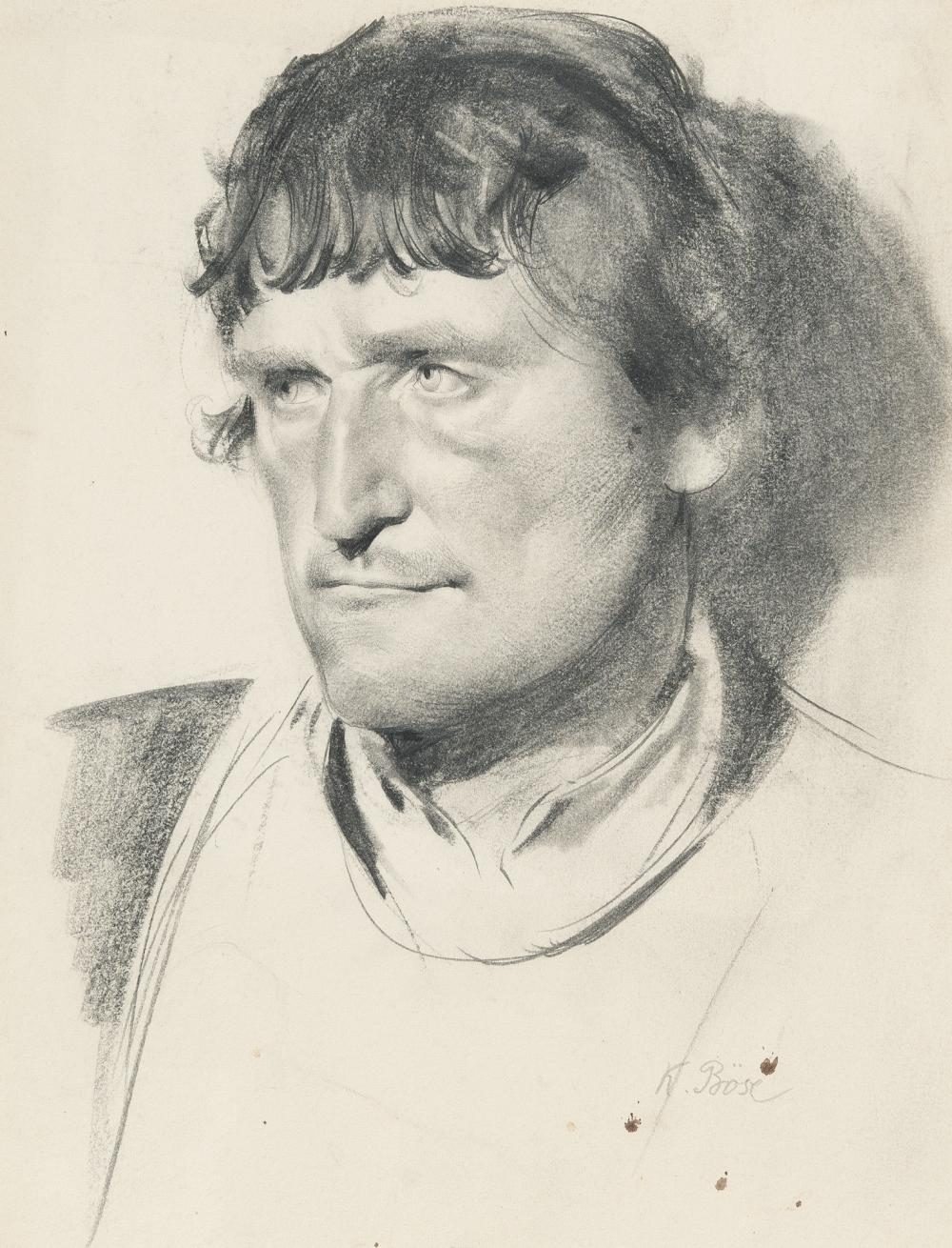 Konrad Böse – Kopf eines Bauern