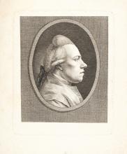 Johann Caspar Lavater - 2 Bll. aus: Physiognomische Fragmente