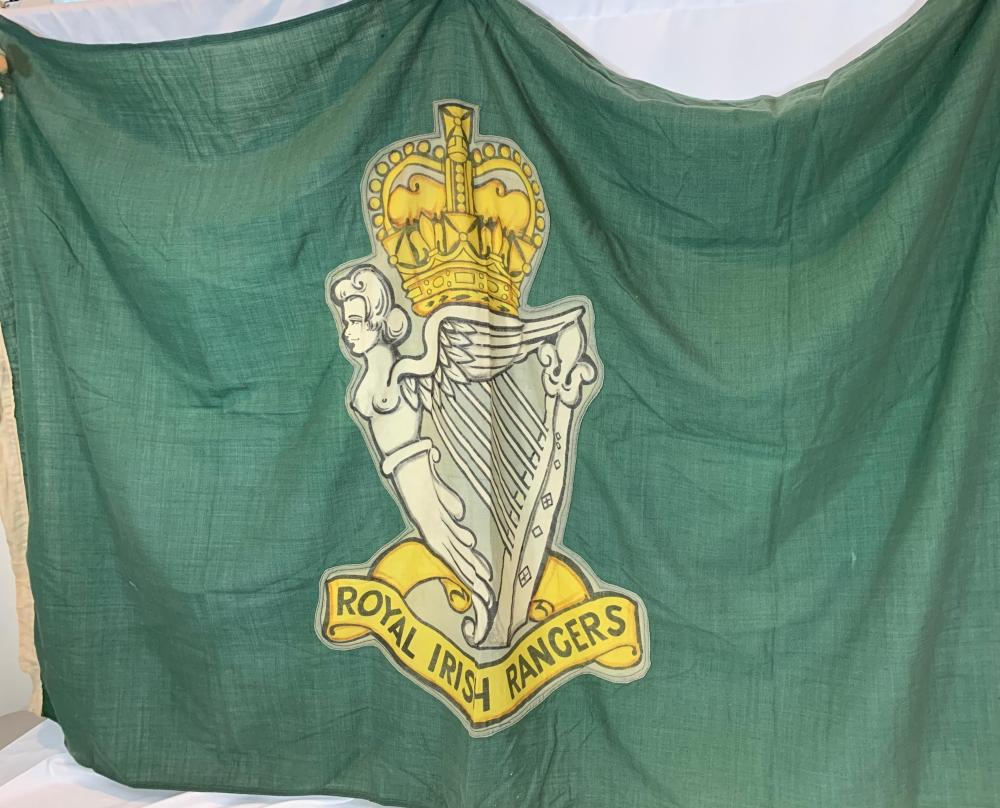 Royal Irish Rangers Flag