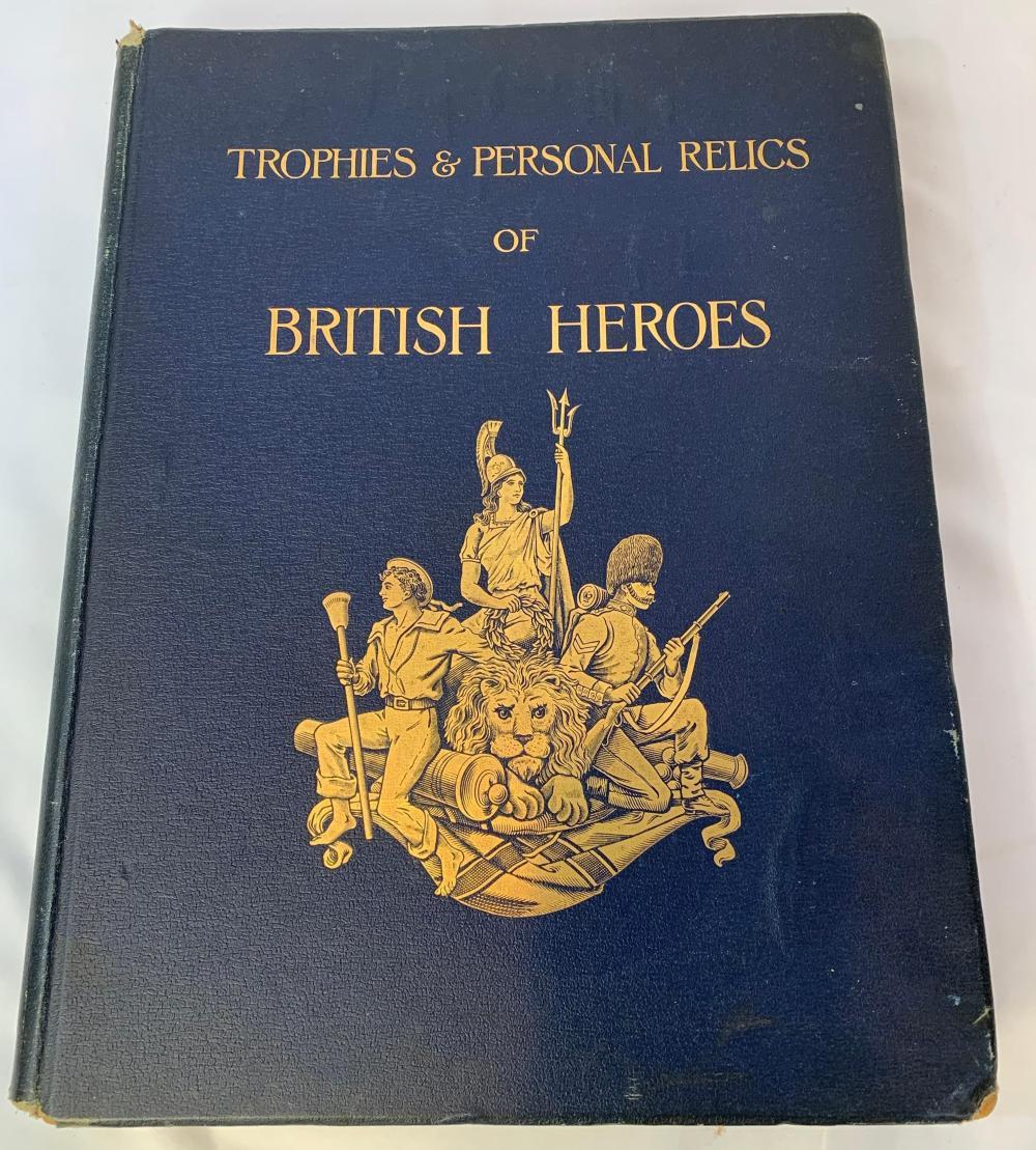 Rare British Military Book