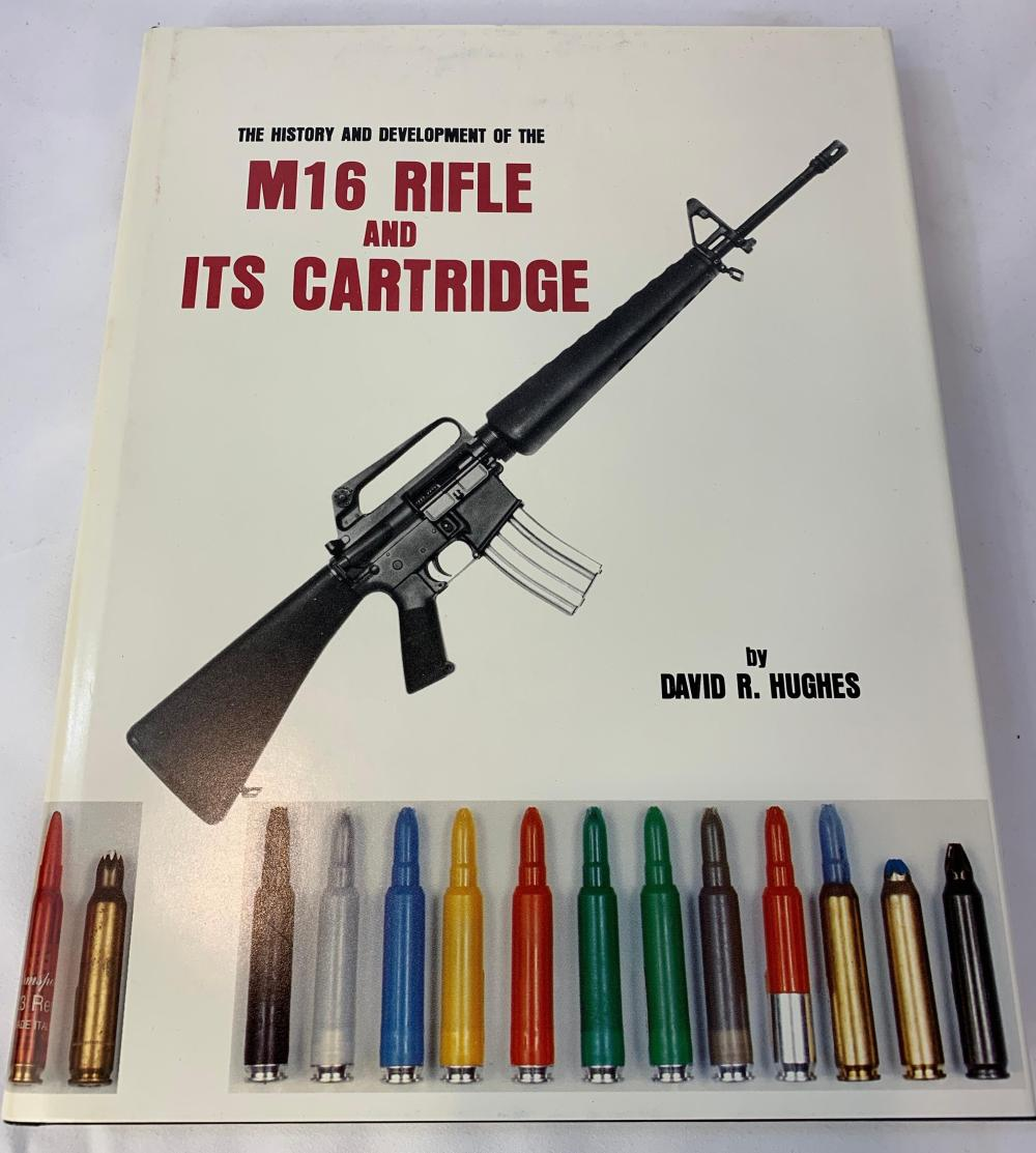 Rare Book of the M16 Rifle