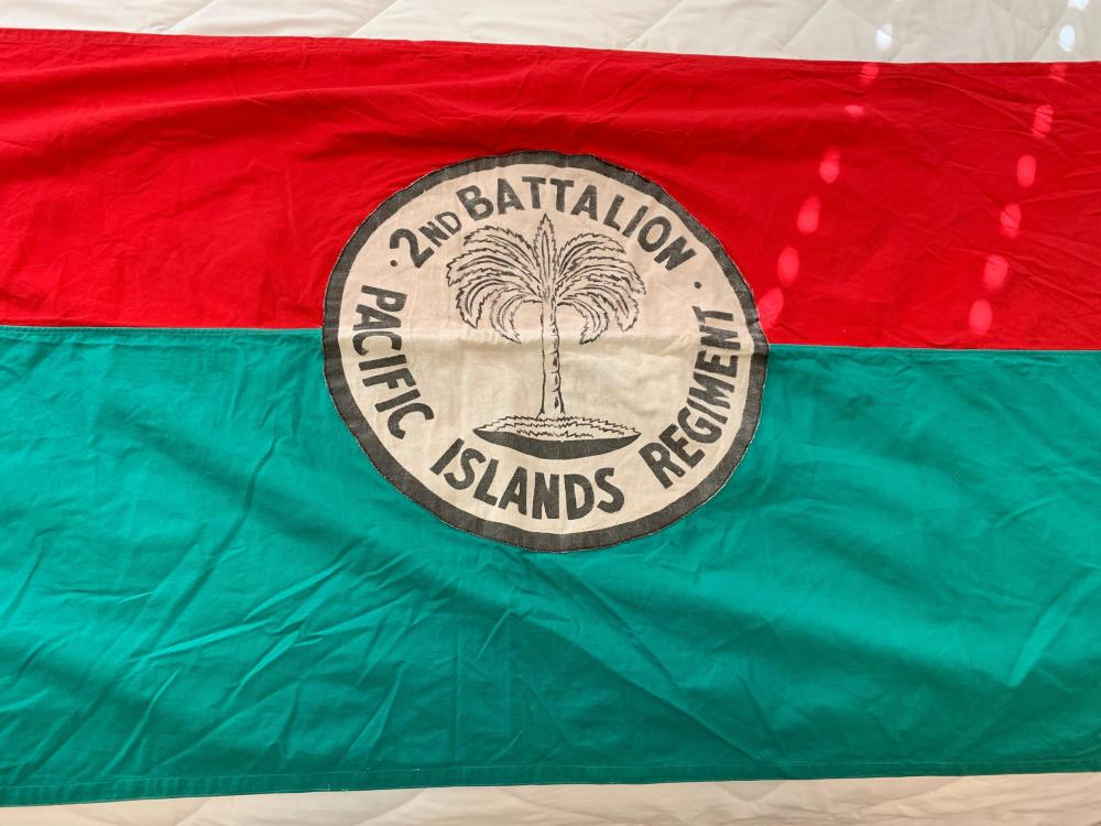 Pacific Islands Regiment Flag