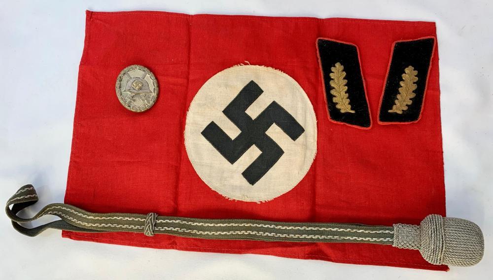 German WWII Items