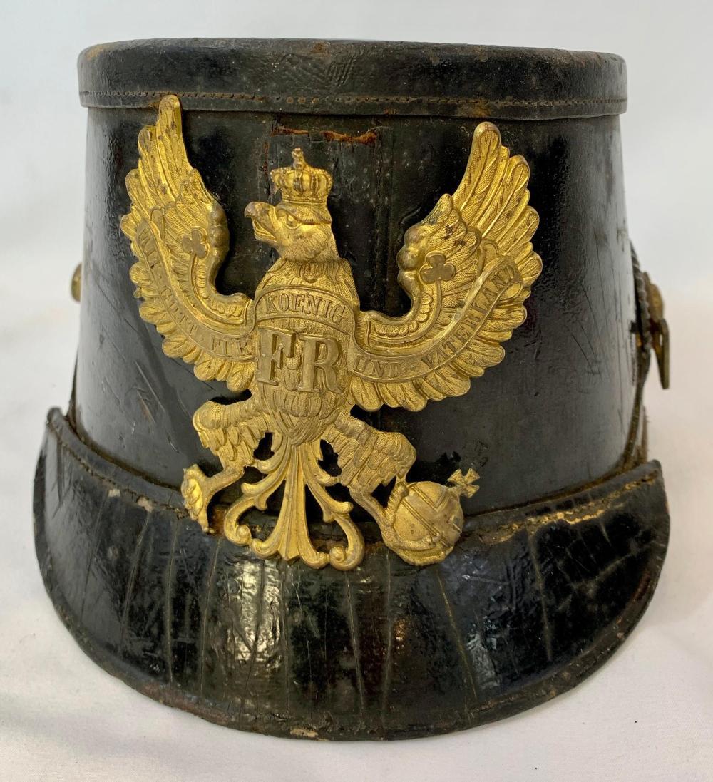 Imperial German Military Jager Shako