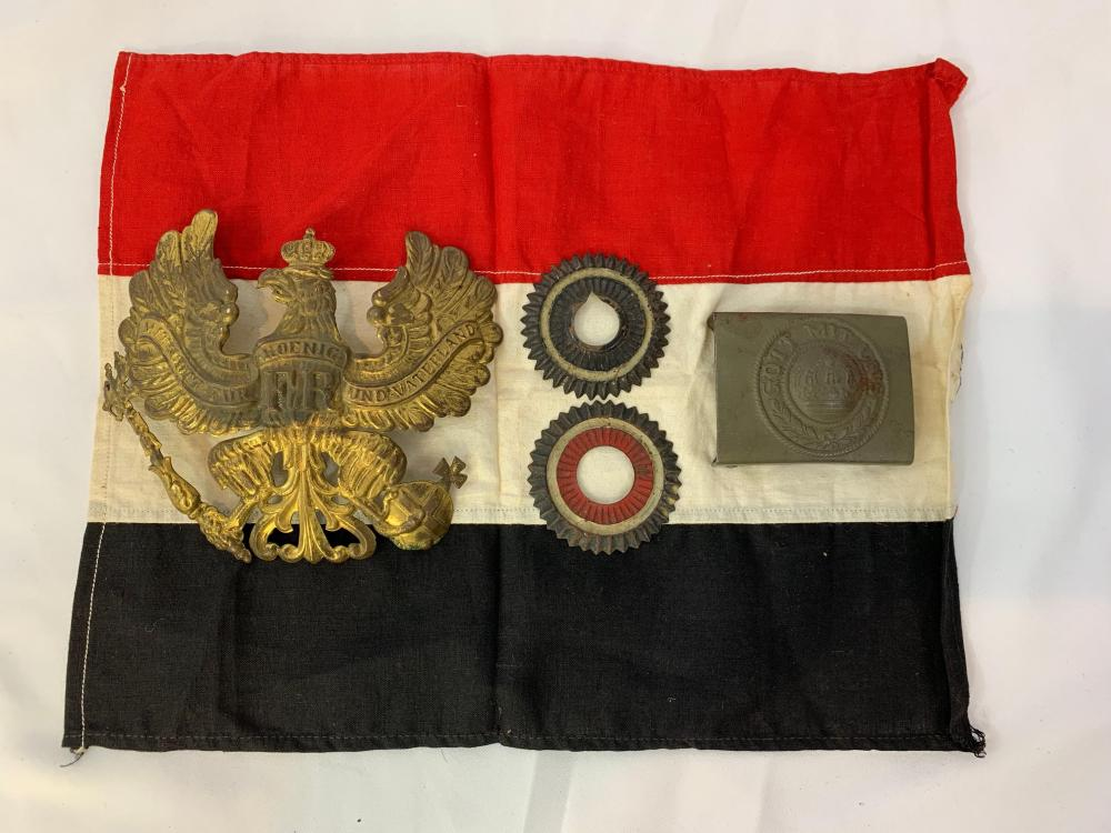 Imperial German WWI Military Items