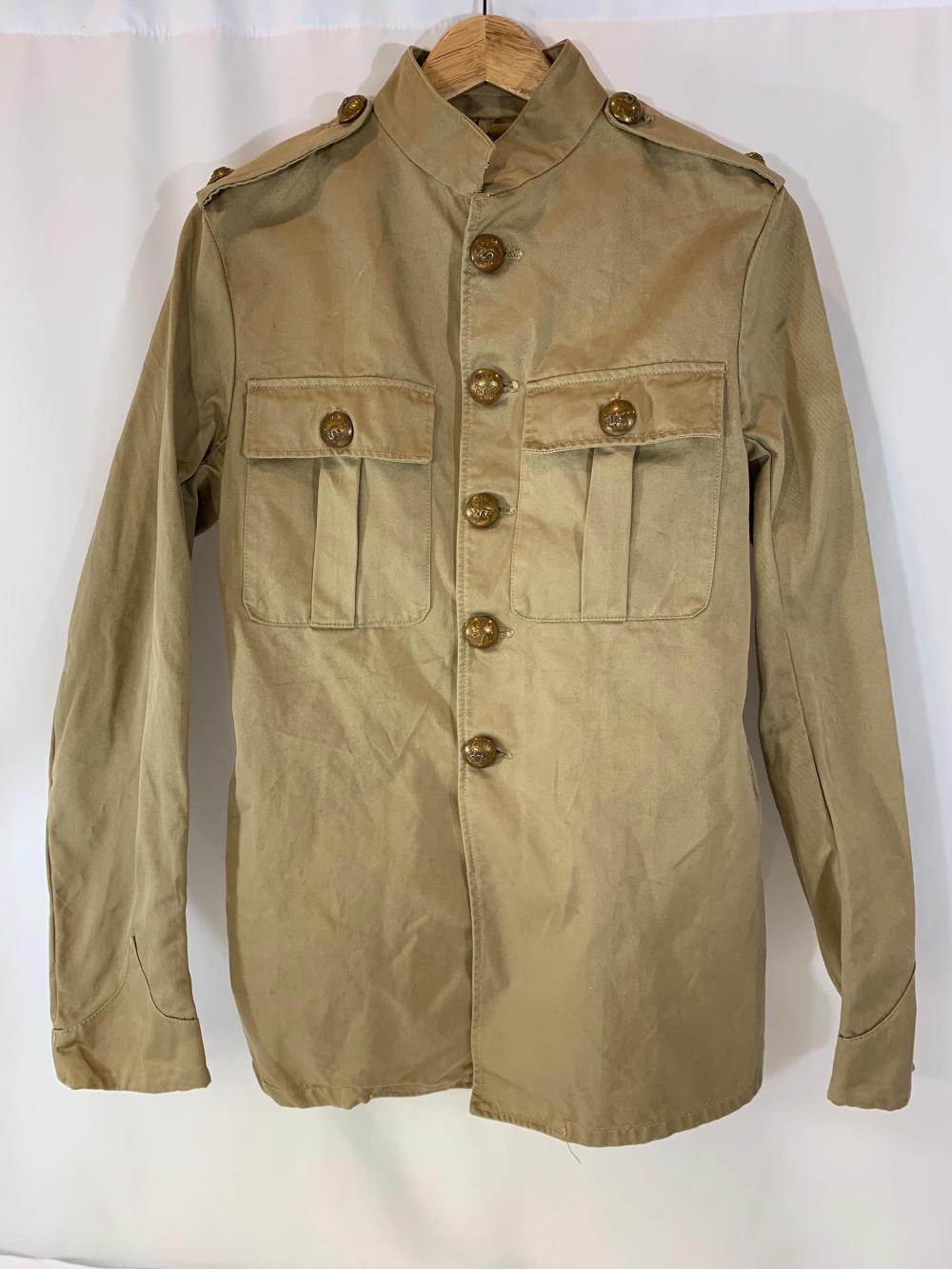 Rare British China Service Jacket