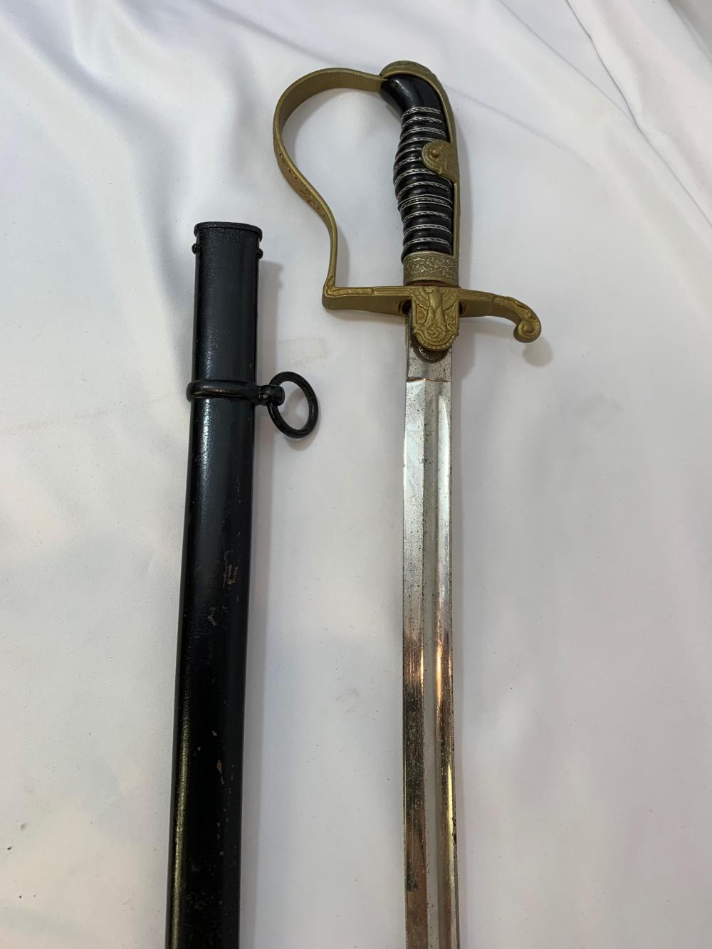 German WWII NCO Sword