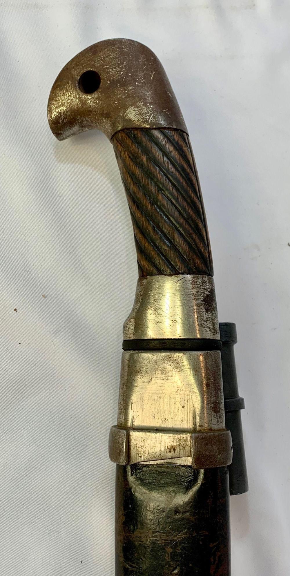 Imperial Russian Shashka Sword
