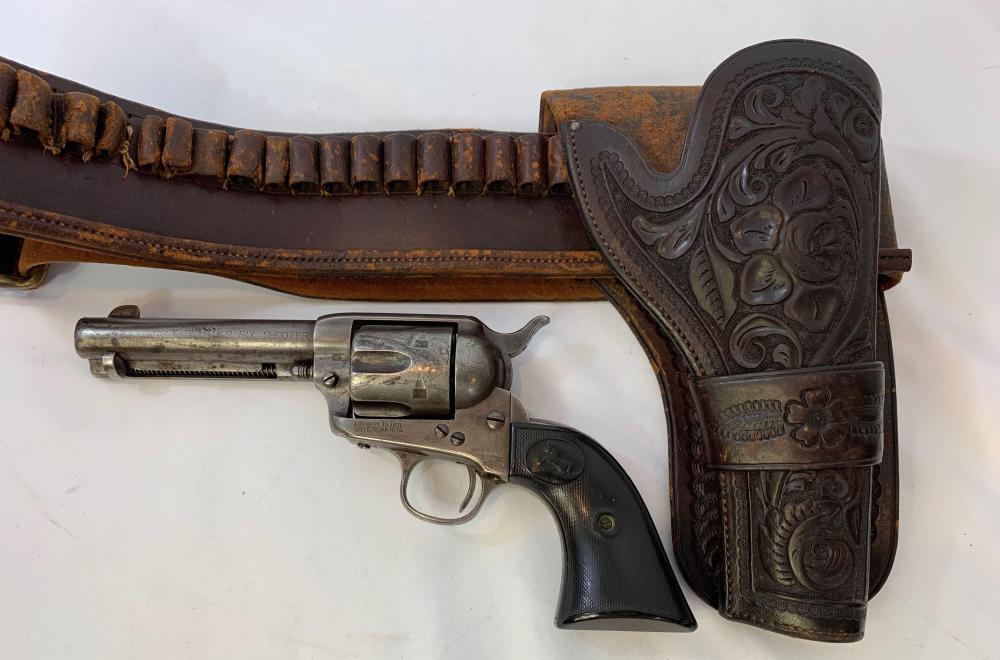 Colt SAA Frontier Six Shooter