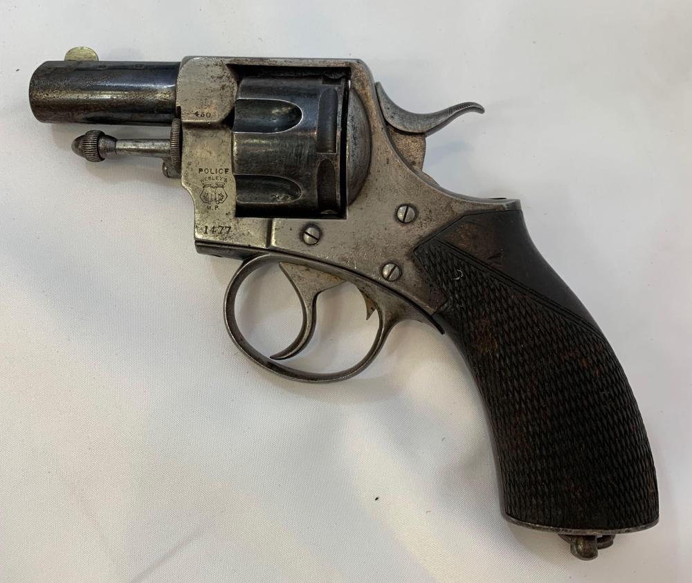 Nice 450 Webley M&P Revolver