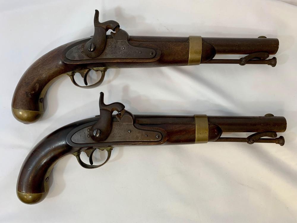 Pair of US Military Martial Pistols