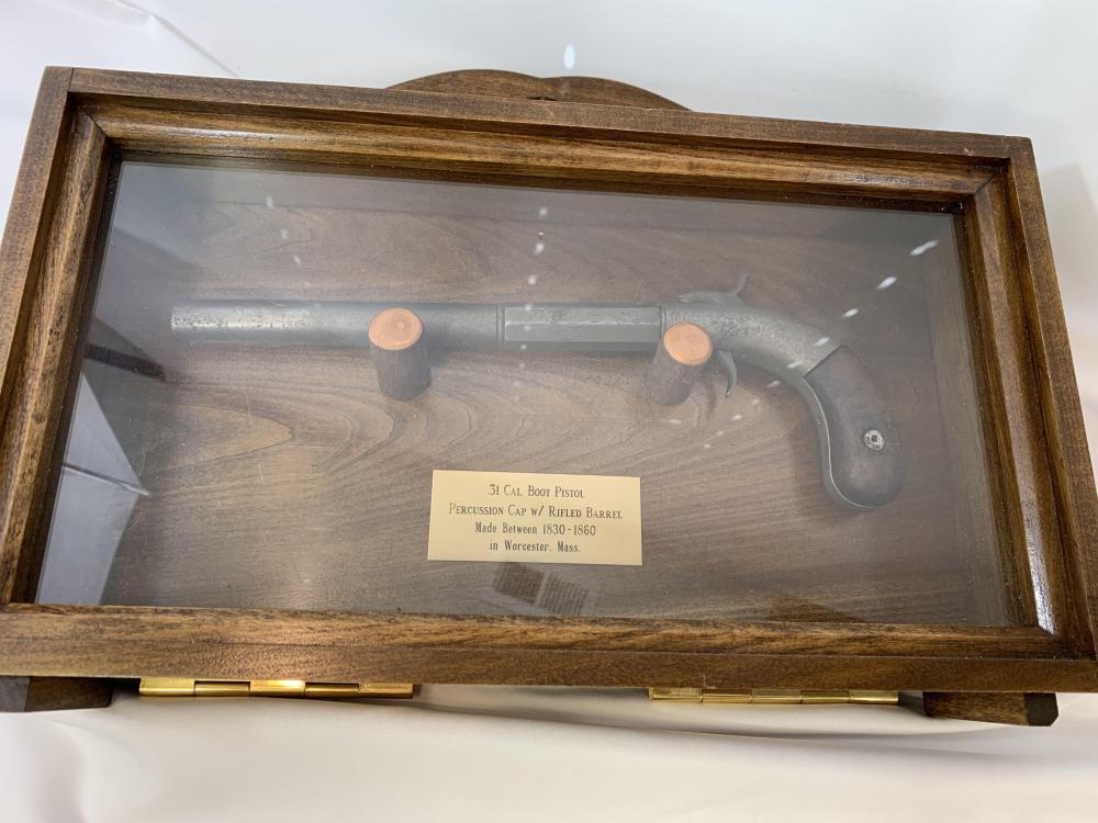 Civil War Era Boot Pistol
