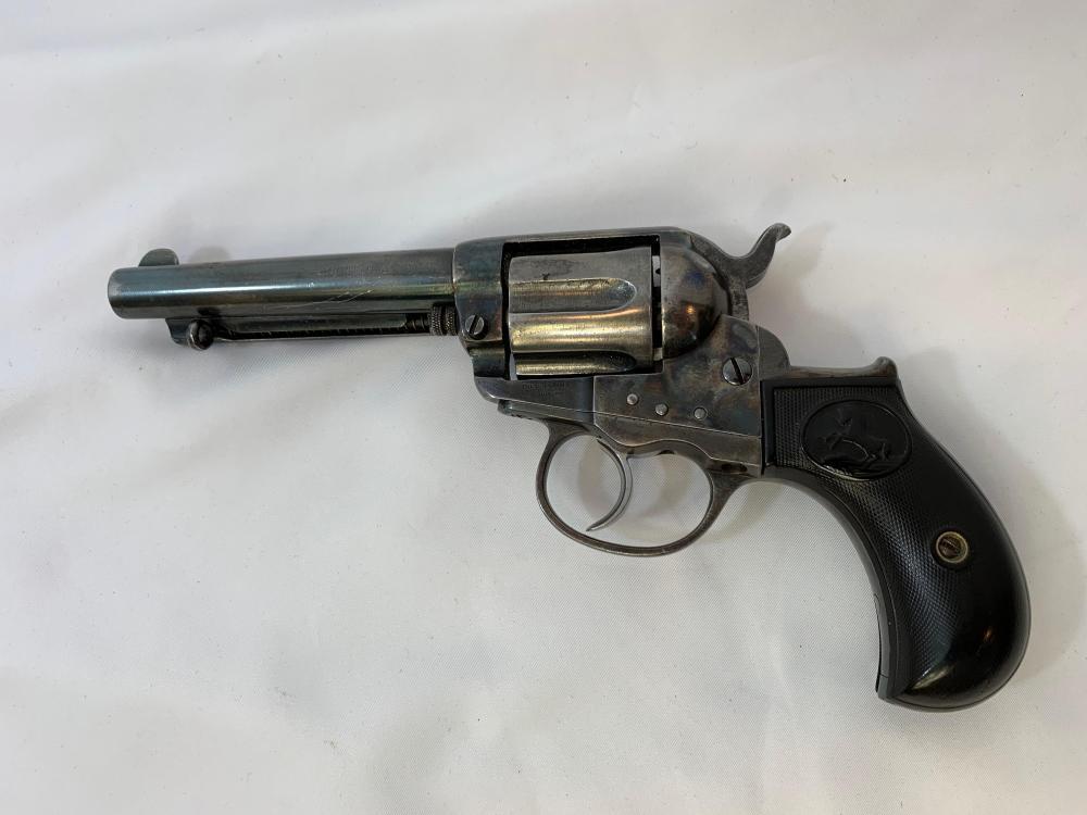 Antique Colt Lightning Revolver