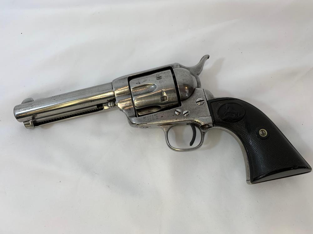 Colt 45 Single Action Army Revolver