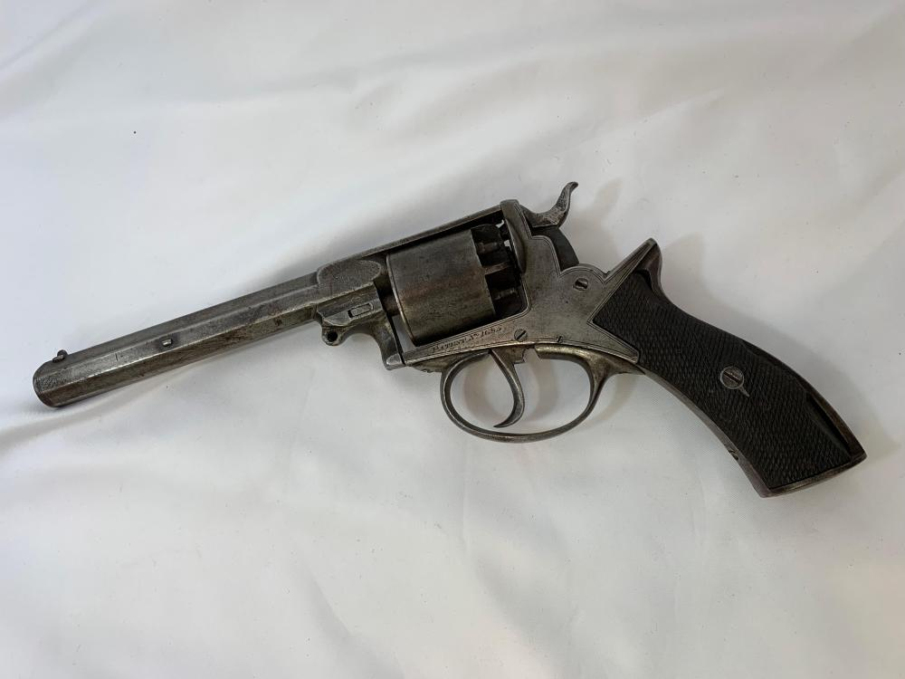 Large Frame Adams Revolver