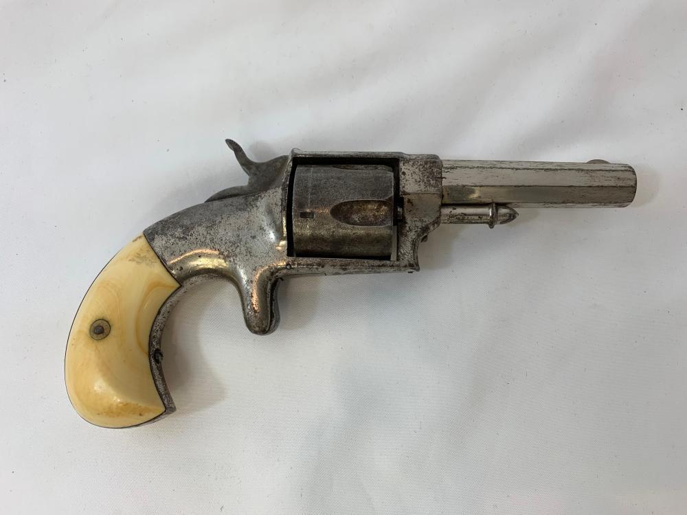 Nice Hopkins and Allen XL Series Revolver