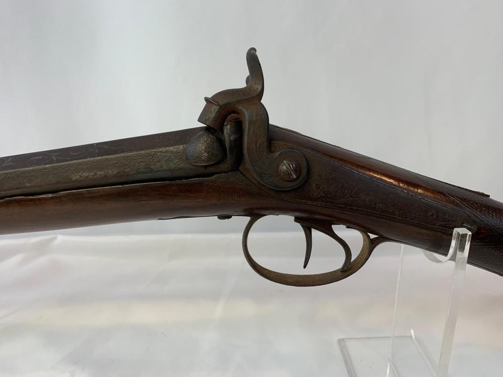Manton Large Bore Double Rifle