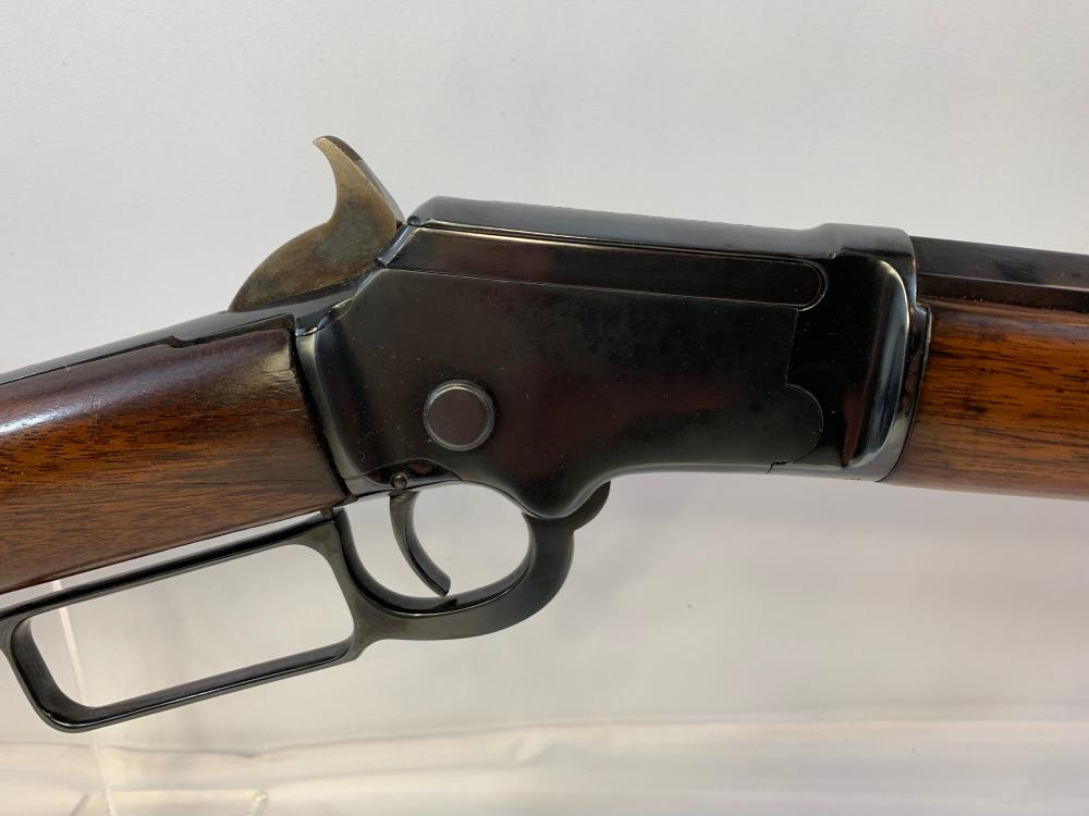Antique Marlin Model 39 Takedown Rifle