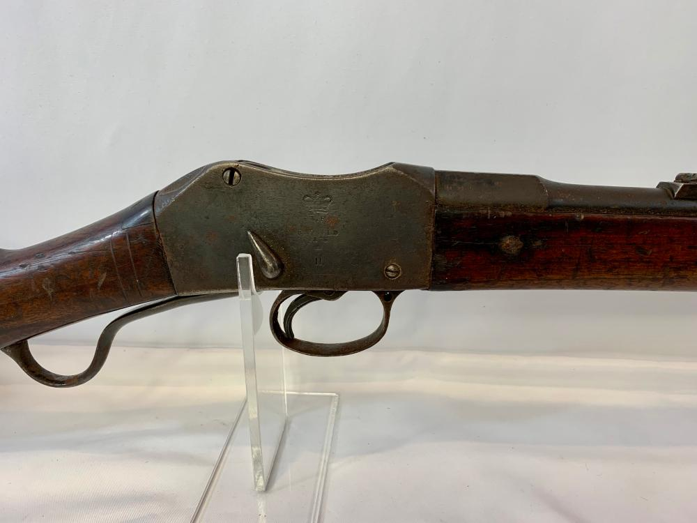 W.W. Greener Martini Henry 22 Rifle