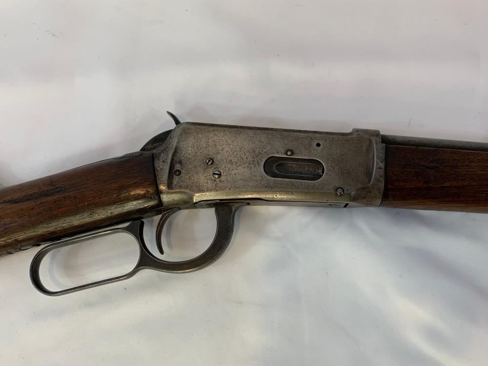 Antique Model 1894 Winchester Rifle