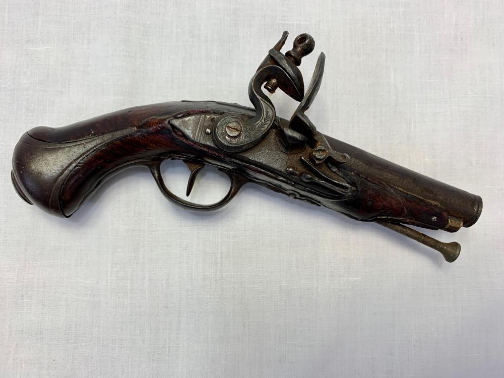 Rev War Flintlock Pistol