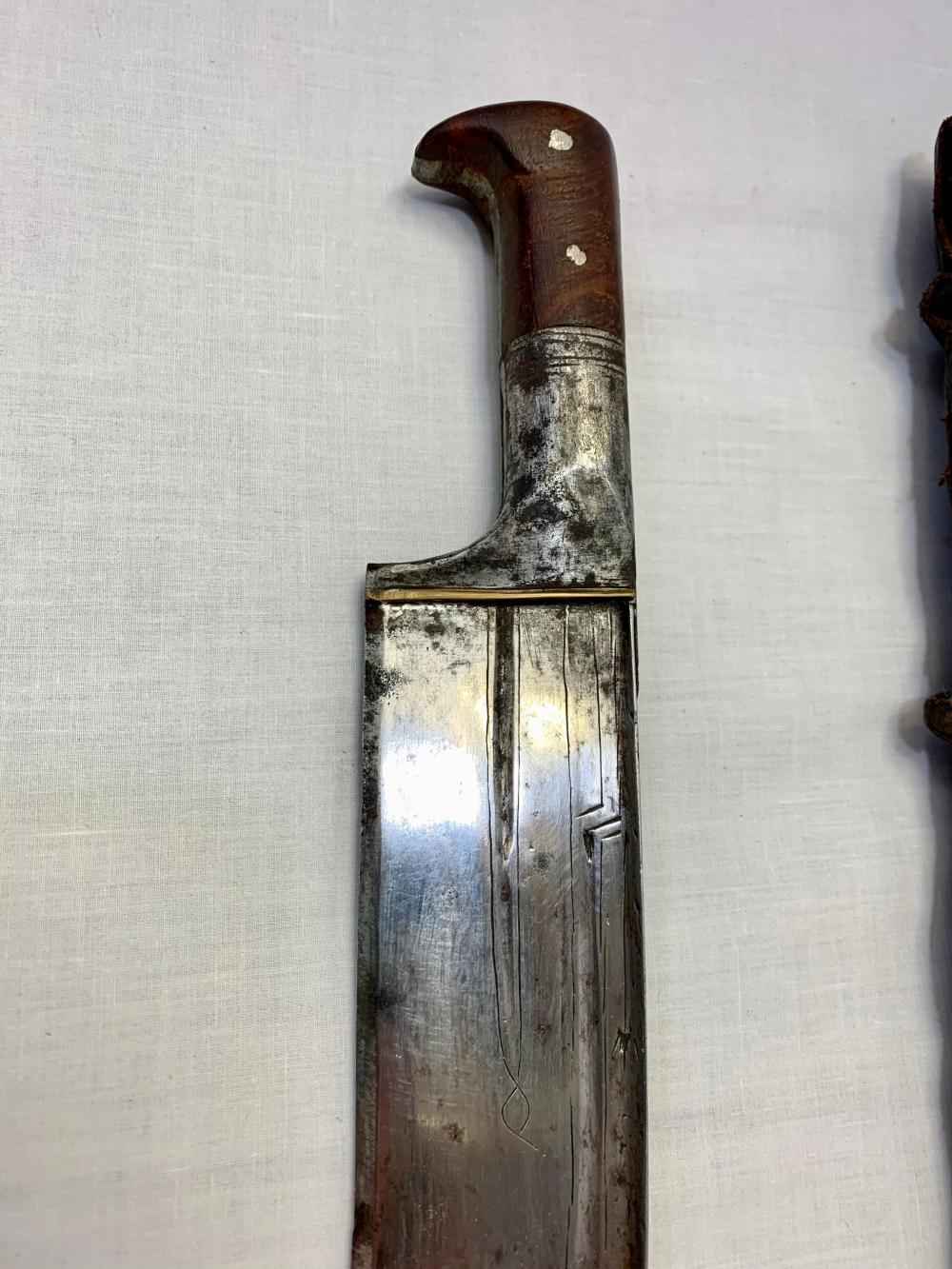 Pesh-Kabz Khyber Knife