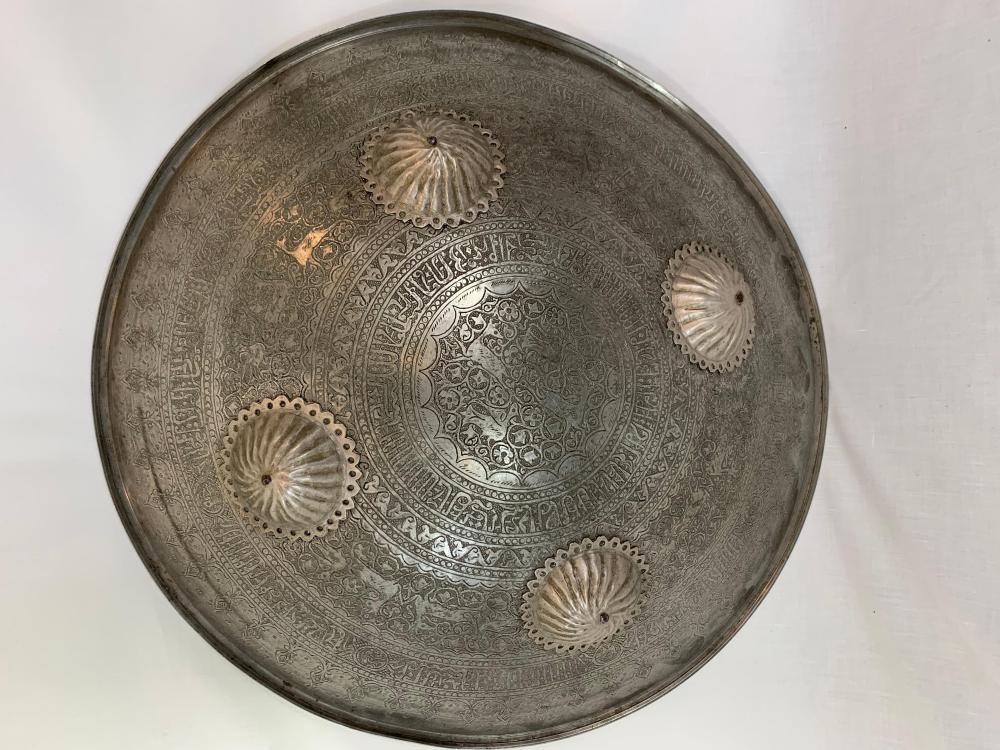 Indo Persian Armor Shield
