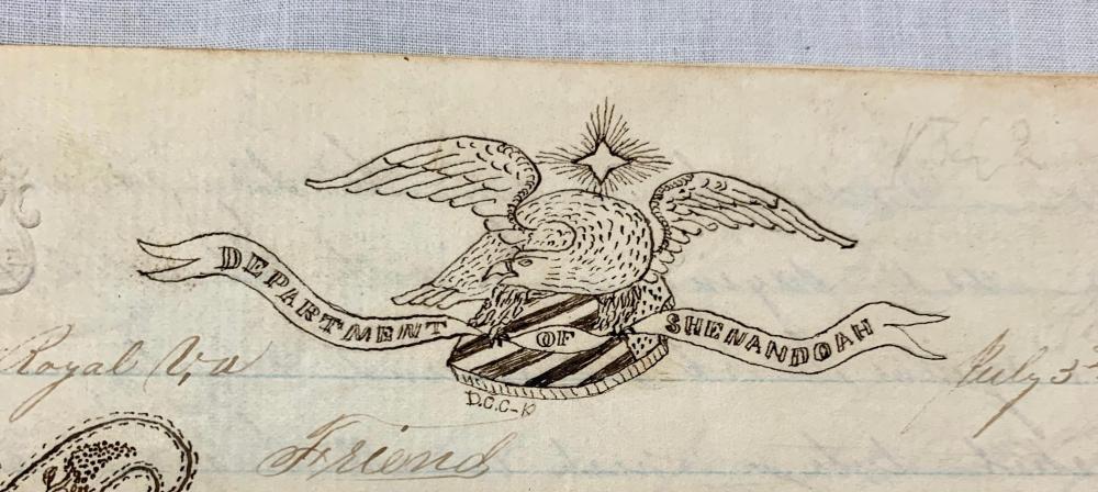 Identified Civil War Soldier's Letter
