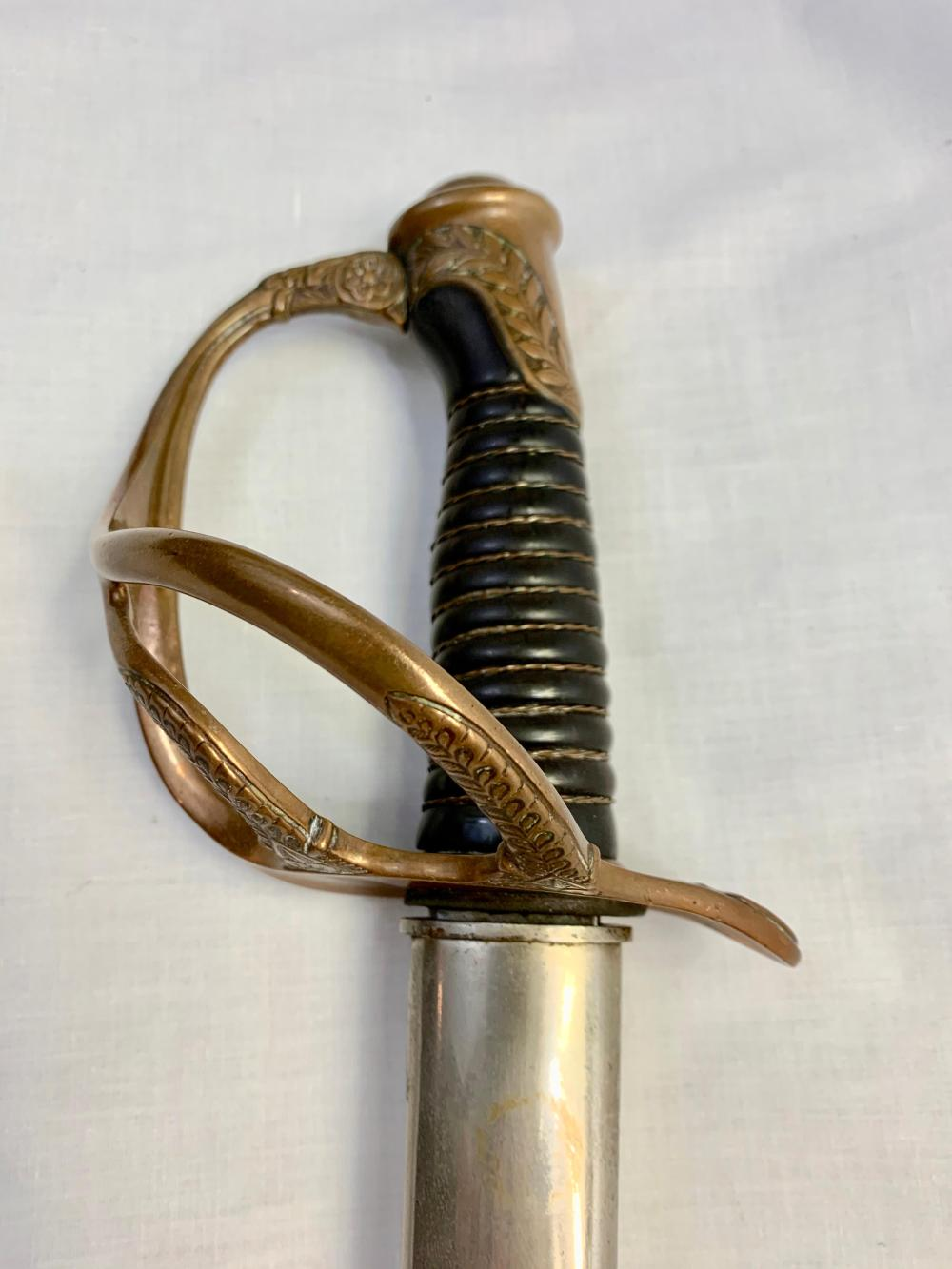 French Cavalry Officers Sword