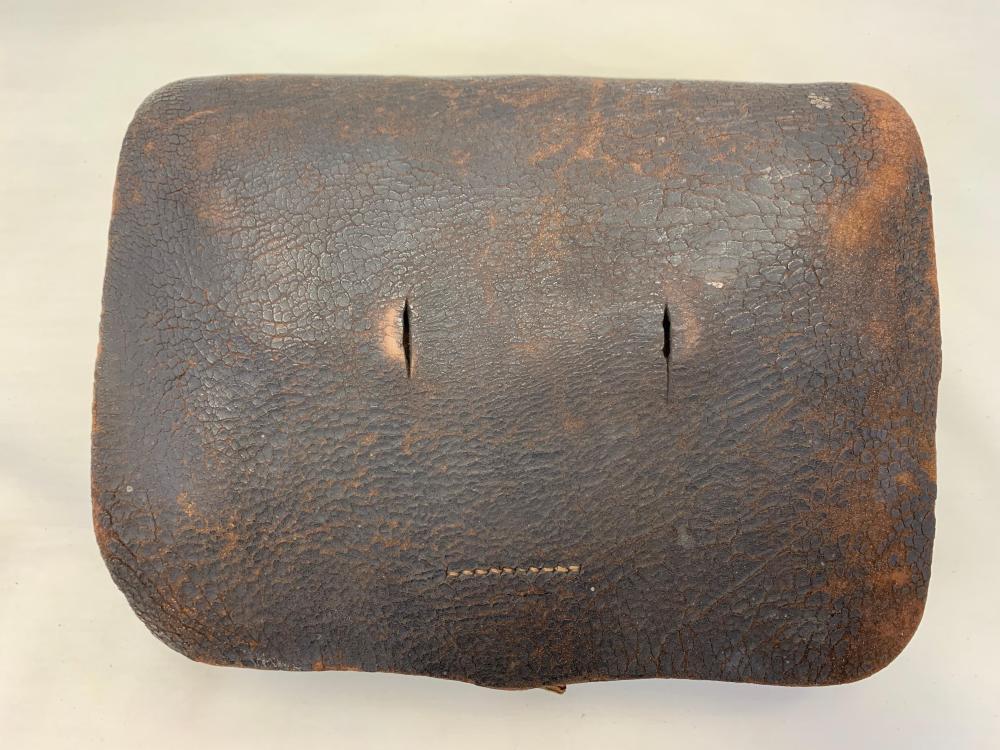 Civil War POW Cartridge Box