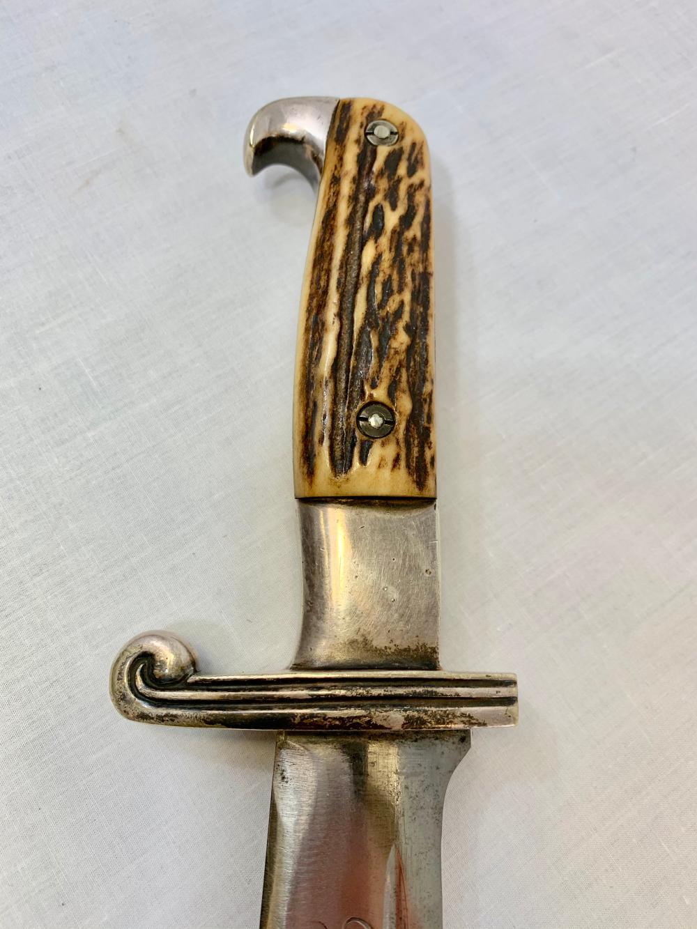 German WWII Rad Hewer Dagger