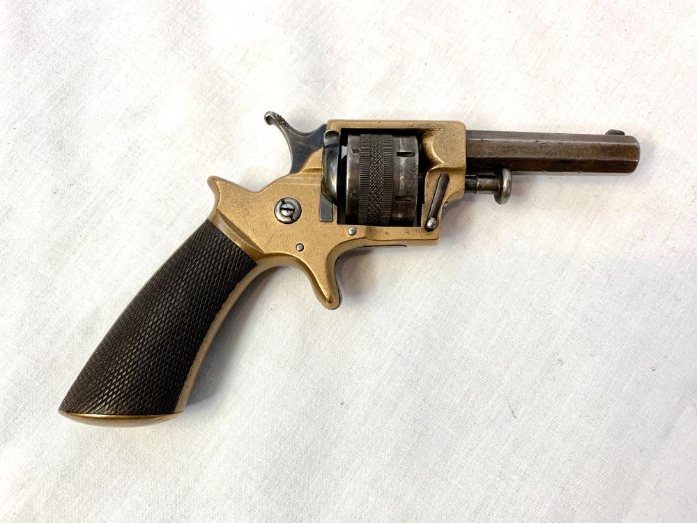Tranter Revolver Wm Powell Retail