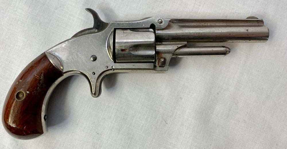 Marlin XXX 1876 Revolver