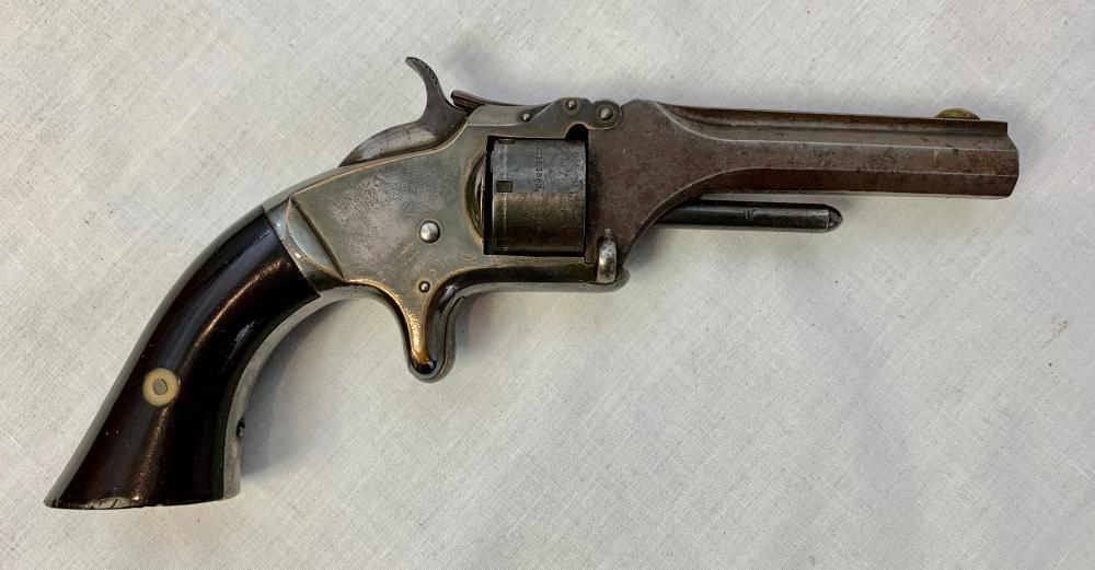 Smith and Wesson #1 Revolver