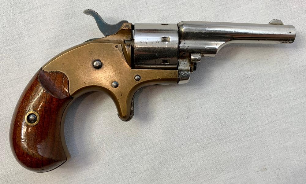 Colt Open Top Revolver