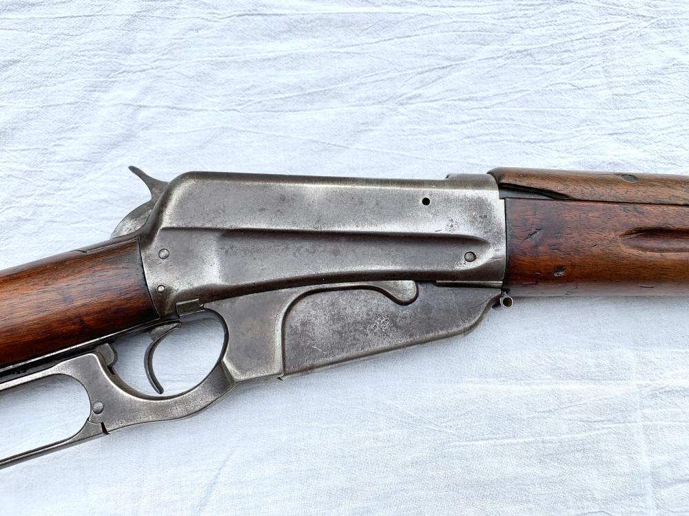 1895 US Military Winchester Rifle