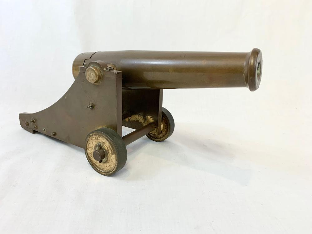 Breach Loading Bronze Cannon