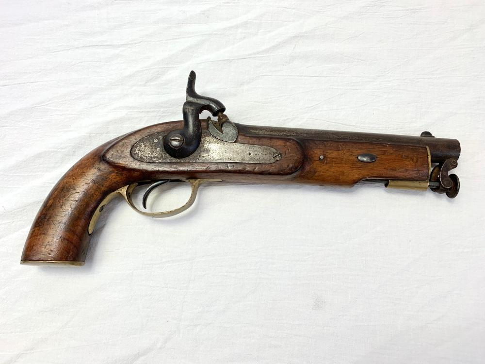 British Type Enfield Pistol